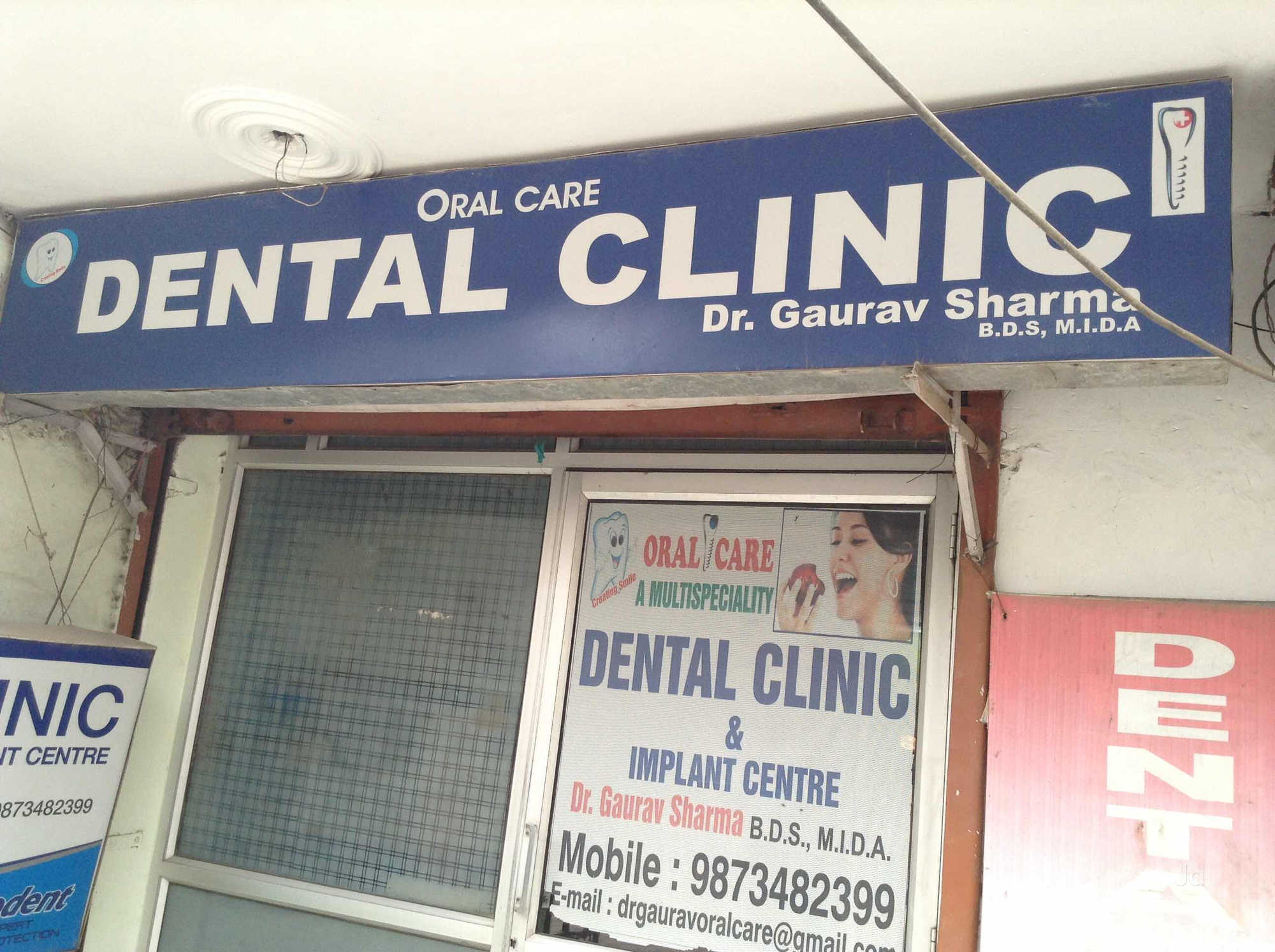 orthodontist in kaushambi ghaziabad